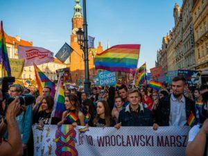 10. Wrocławski Marsz Równości