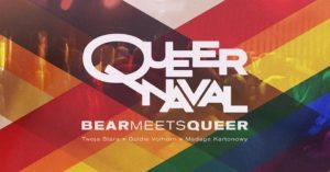 Plakat wydarzenia Queernaval