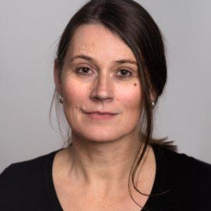 ZDjęcie portretowe Rity Marii Schaeper, psychoterapeutki