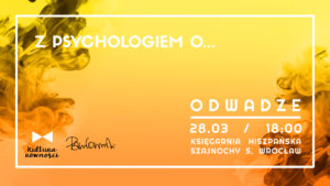 """Grafika cyklu """"Z psychologiem o..."""""""