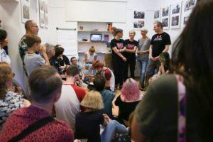 Otwarcie Centrum LGBT+ Wrocław